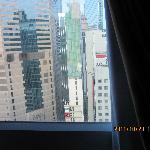 酒店对面就是时代广场