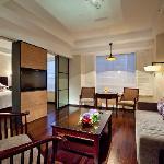 Foto de SSAW Boutique Hotel Shanghai Bund