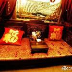 配置展示-中式沙发