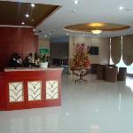 GreenTree Inn Suzhou Kunshan Qiandeng Business Hotel