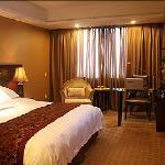 酒店标准间客房