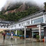 Foto de Rishang Resort Hotel