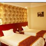 GreenTree Inn Jiuquan Century Square Business Hotel