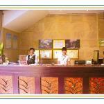 GreenTree Inn Jiangyan Ouya Business City Express Hotel