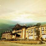 Foto de Weigeshi Hotsprings Manor
