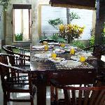 餐厅和早餐