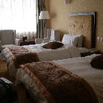 舒适的大床房
