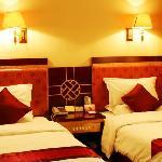 一室一厅,卧室双床