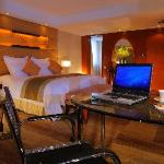 酒店豪华大床房