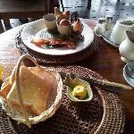 ภาพถ่ายของ Terrace Bar And Cuisine