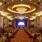 酒店千人宴会厅--白金汉宫