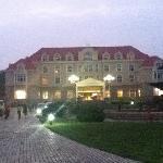 酒店大楼外观