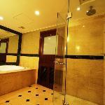 歐式客房浴室
