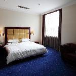 豪华套房卧室