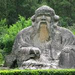 Laojun Rock Sculptures