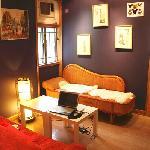 公共区域 living room