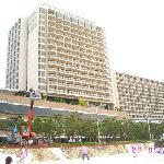 海云台边的度假酒店