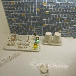 精致的卫浴设备