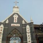 古城里的天主教堂