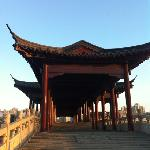 李公堤上的庭桥