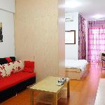 Foto de Private-Enjoyed Home Guangzhou Shangde Apartment