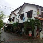 tang house外观