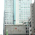 宁波大酒店外观