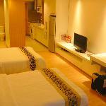 Photo de Zhijia Apartment Hotel