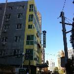Foto de Home Inn Beijing Yansha Embassy Row
