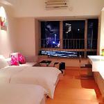 Photo de Jinxinwu Apartment Hotel Guangzhou Huaqiang