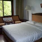 Tiantai Mountain Moyun Villa Hotel