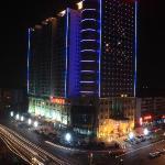 酒店夜景图