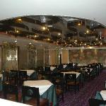 酒店西餐厅