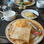 Foto de Zhonghan Hotel