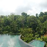 美丽的泳池
