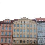 Hotel Dvorak Ceske Budejovice Foto
