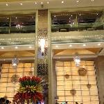 Garden International Hotel Foto