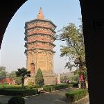 Wenfeng Tower of Anyang Foto