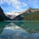 Lake Louise   ----from pakking photo