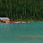 Lake Louise   ----from pakking photo