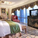 酒店豪华客房