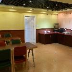 温馨茶餐厅