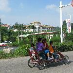 Kulangsu Huandao Road Foto