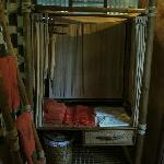 bamboo room