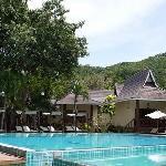 酒店...泳池