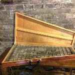 the stone piano