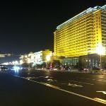 长安街外拍北京饭店!