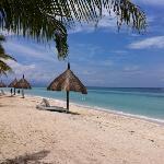 酒店白海滩