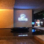 Hilton Pattaya大堂门口