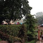 南越王博物馆炮台遗址